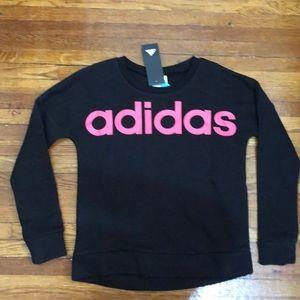 Adidas girls sweater